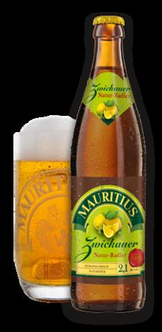 Mauritius: Biere: Natur-Radler