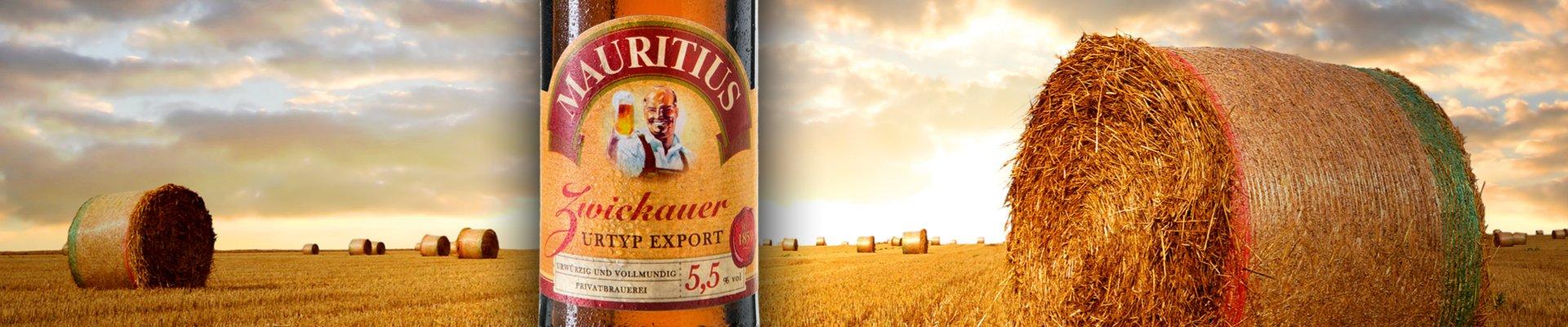 Mauritius: Beers: Urtyp Export