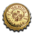 Privatbrauerei Mauritius Zwickau: Kronkorken
