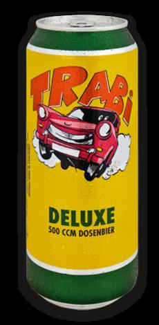 Mauritius: Biere: Trabi-Bier Deluxe