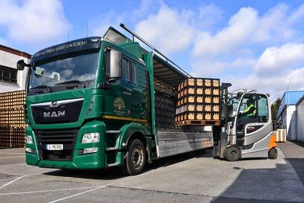 Mauritius: Brauerei: Brauprozess: Die Logistik