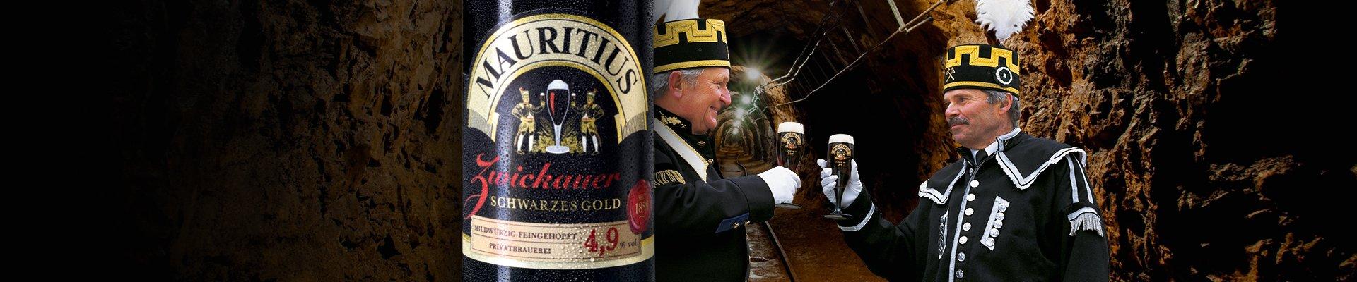 Mauritius: Beers: Schwarzes Gold