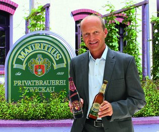Mauritius: Brauerei: Neues: DLG Medaille: Bock Dunkel