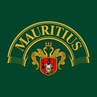 Logo auf grünem Grund